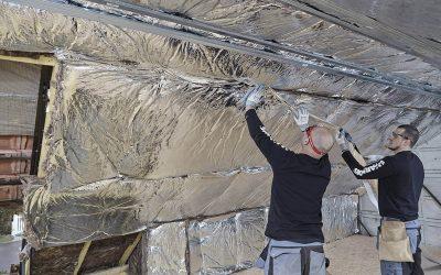 Comment améliorer son isolation des combles avec une isolation thermique sous les chevrons ?