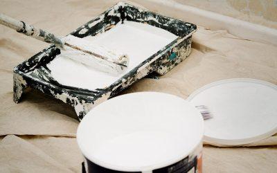 La peinture lors d'une rénovation de maison : Quand faut-il peindre pendant une rénovation ?