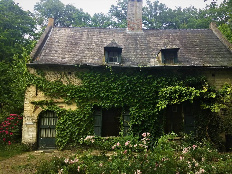 une-ancienne-maison-dans-les-bois